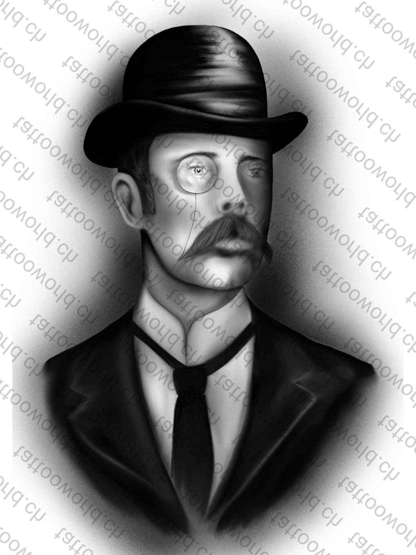 Hat Gentleman
