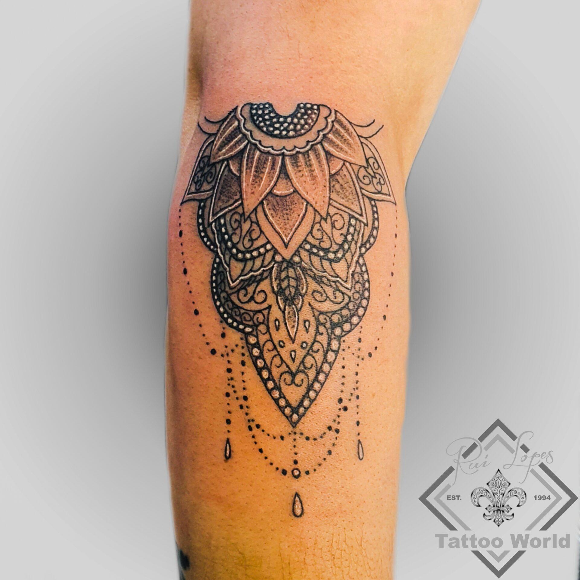 Tattoo Indisch